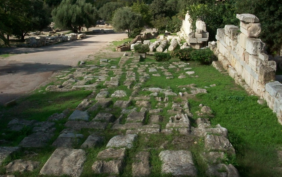 Enhancement of the Ancient Agora, Athens