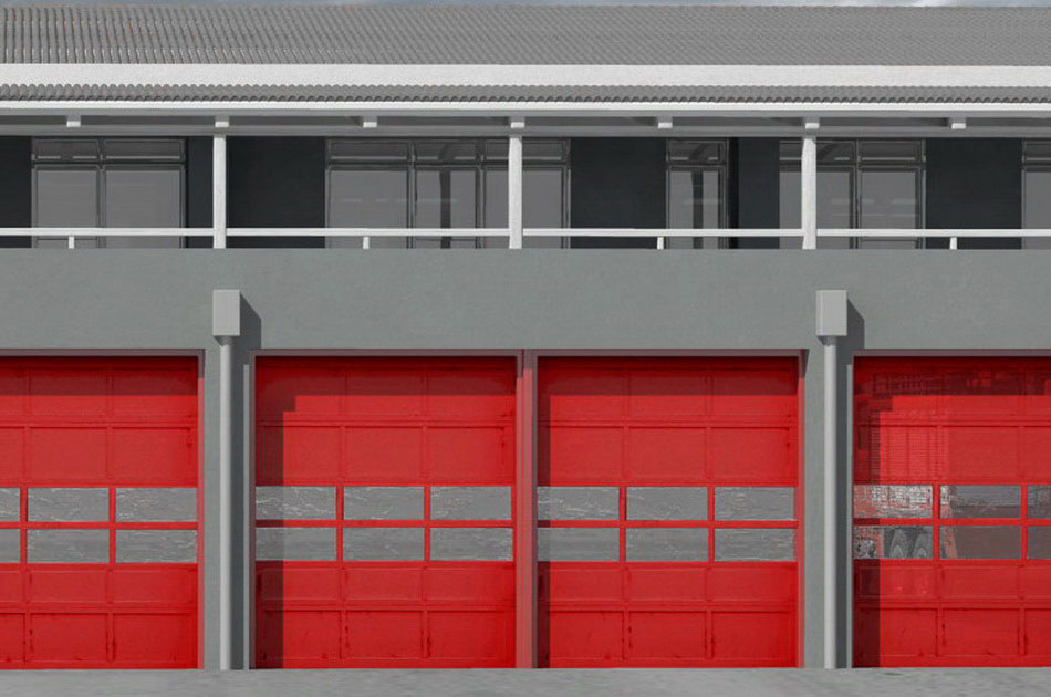 Fire Department building facilities